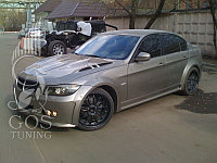 Тюнинг-обвес «Exclusive Widebody» для БМВ 3-серии E90