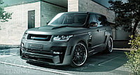 Тюнинг — обвес «Hamann Mystere» для автомобилей Land Rover Range Rover Vogue 2013