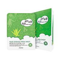 Тканевая маска с  экстрактом алоэ Esfolio Essence Mask Sheet 25ml. (Aloe)