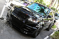 Тюнинг — обвес «Lumma CLR R» для автомобилей Land Rover Range Rover Vogue 2013