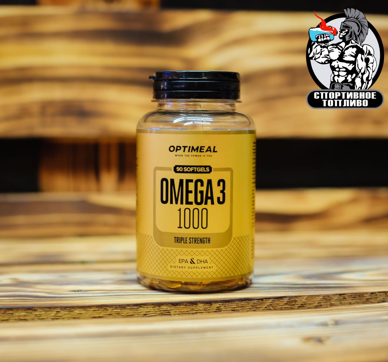 OptiMeal Omega 3 (90капс - 90порций)