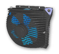 Масляный радиатор/охладитель масла BZEA 200L (24V.)