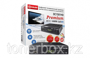 Цифровой TV-тюнер D-Color DC1501HD