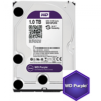 Жесткий диск Western Digital (WD10PURZ) (1Tb, 64Mb, Purple)