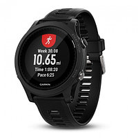 Смарт-часы Garmin Smart Watch Forerunner (935) черный