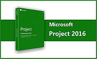 Microsoft Project 2016 Professional, Электронный ключ, 1 ПК