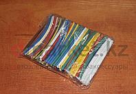 Термоусадочные трубки, длина 10 см, разноцветные