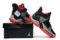 "Air Jordan Why Not Zer0.2 ""Black/Cement"" (40-46), фото 4"