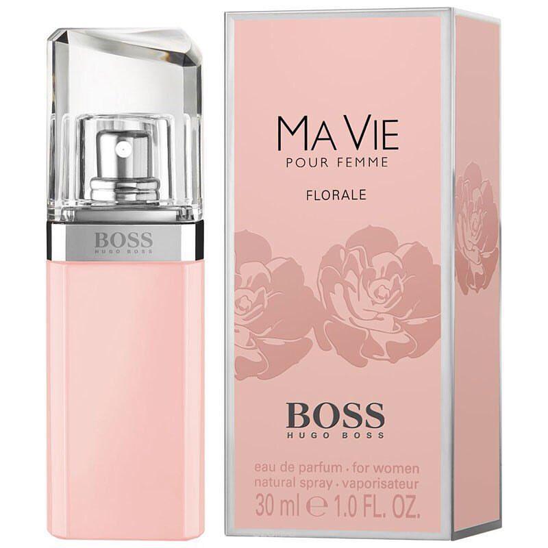 Парфюм Hugo Boss Ma Vie Floral 50ml (Оригинал - Германия)