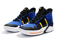 "Air Jordan Why Not Zer0.2 ""Black/Blue"" (40-46) , фото 4"