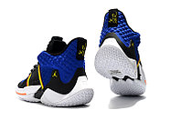 "Air Jordan Why Not Zer0.2 ""Black/Blue"" (40-46) , фото 6"
