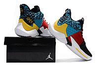 "Air Jordan Why Not Zer0.2 ""BHM"" (40-46) , фото 3"