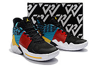 "Air Jordan Why Not Zer0.2 ""BHM"" (40-46) , фото 4"