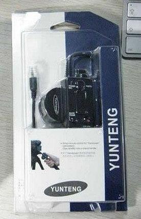 Yunteng RM-AV208 Пульт для контроля ZOOMa и записи-паузы для камер SONY, фото 2