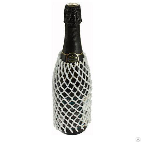 Сетка для бутылок из вспененного полиэтилена