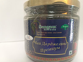 Чай Дарджелинг листовой  черный Премиум, 70 гр, Сангам