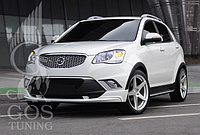 Тюнинг-обвес «IXION Design» для автомобилей Ssangyong Action New 2010+ (KORANDO C)