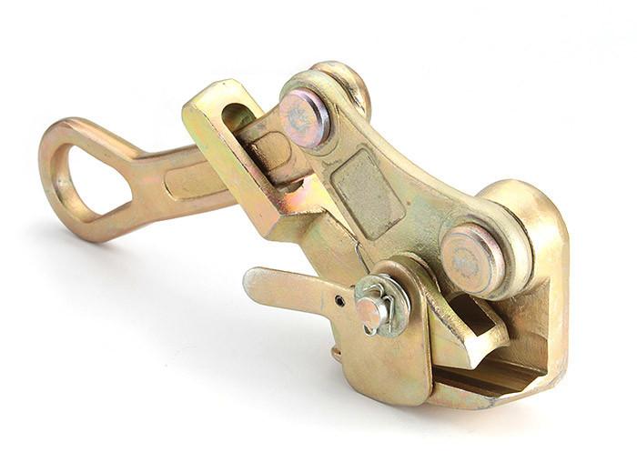 Монтажный зажим (лягушка), подвес оптического кабеля