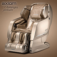 Массажное кресло YAMAGUCHI Axiom YA-6000 Champagne