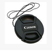 Крышки любого размера на объективы CANON любого размера 40.5/43/49/52/55/58/62/67/72, фото 1