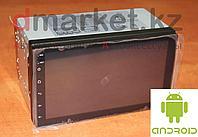 Автомагнитола Android ZX-5500, 2DIN, 7 дюймов, Wi-Fi, GPS, ОЗУ 1Гб, память 16 Гб, фото 1