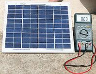 Солнечная батарея 40 Вт (12 В) CHN40-36P, фото 1