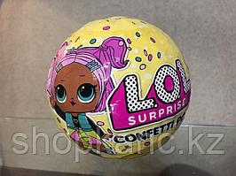Куклы Лол, LOL Confetti Pop Series 3 wawe 1,  Лол Конфетти поп серия 3