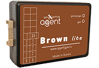 GPS трекер Agent Brown Lite