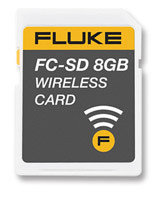 Fluke FLK-FC-SD 8GB Fluke Connect Wireless SD Card
