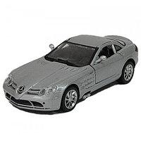 Mercedes-Вenz SLR MCLaren серебро 1/32, фото 1