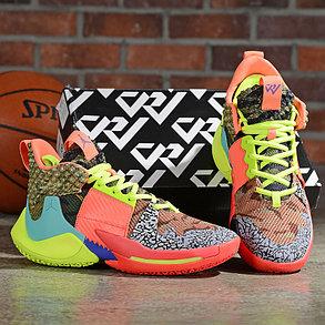 Баскетбольные кроссовки  Jordan Why Not Zero.2, фото 2