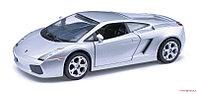 Lamborghini Gallardo серебро 1/32 инерционная