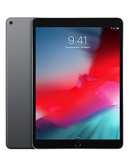 IPad Air 10,5 дюйма, Wi‑Fi, 64 ГБ Space Gray