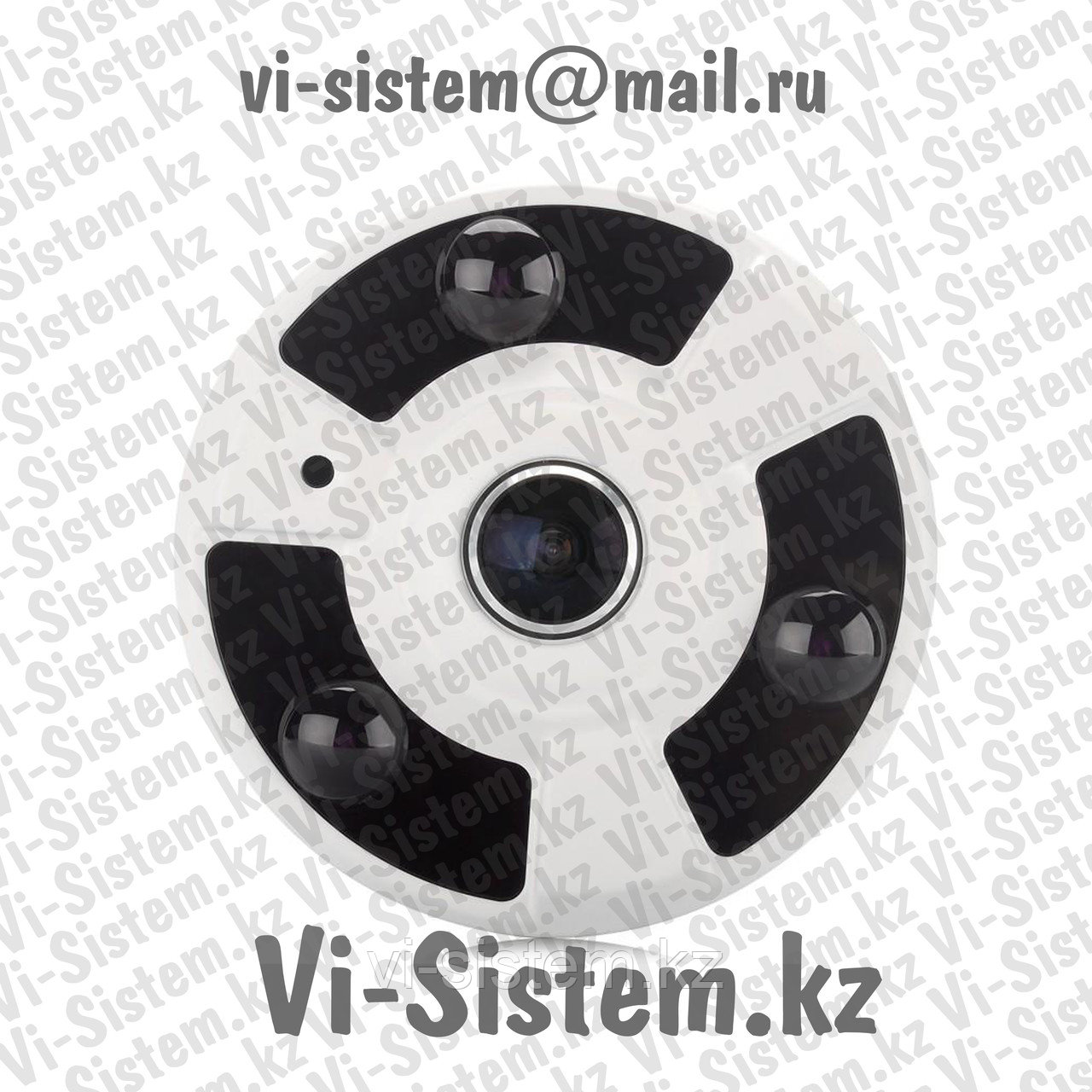 IP-Видеокамера SYNCAR SY-002 2MP Рыбий глаз