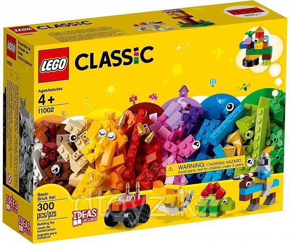 Lego Classic 11002 Базовый набор кубиков, Лего Классик