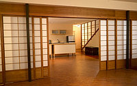Межкомнатные двери в японском стиле , фото 1