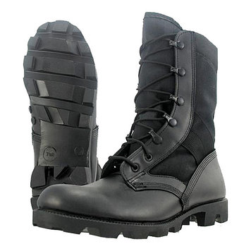 "Берцы Wellco 8"" Jungle Combat Hot Weather boots, USA, оригинал. НОВЫЕ"