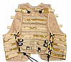 Жилет модульный Load Carring Tactical Vest Molle DDPM. Великобритания, оригинал., фото 2