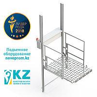 Вертикальный подъемник облегченный для инвалидов