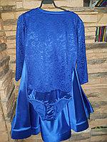 Комплект боди гипюр+юбка, рукав 3/4 (40 размер), фото 1