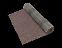 Ендовый ковер, 10 м/рул, красно-коричневый
