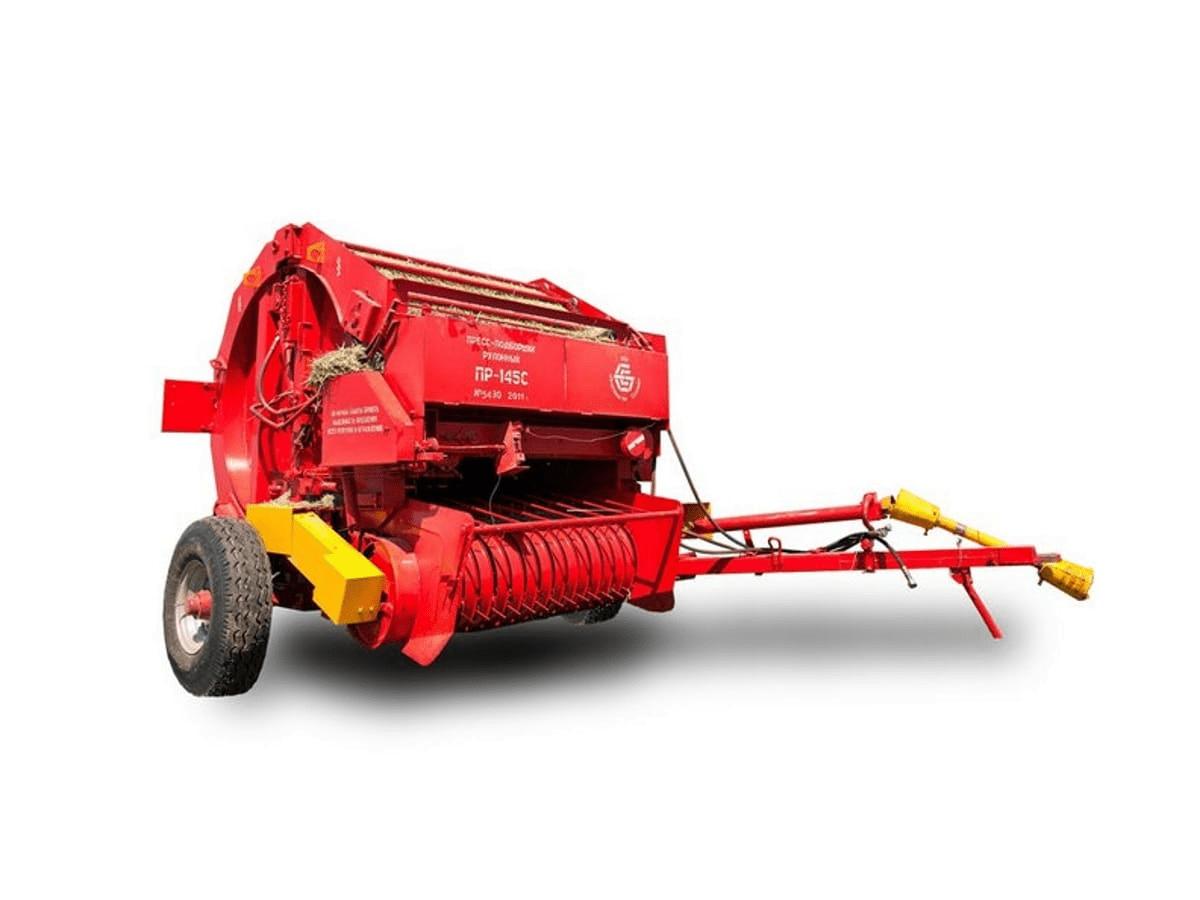 Пресс-подборщик рулонный ПР-145С