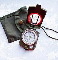 Компас артиллерийский, компас с азимутом, фото 1