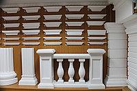 Фасадный декор из пенопласта. Декоративные фасадные элементы