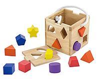 """Сортер """"Куб"""" , фото 1"""
