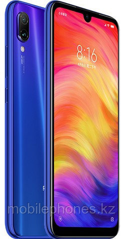 Xiaomi Redmi Note 7 128Gb Синий