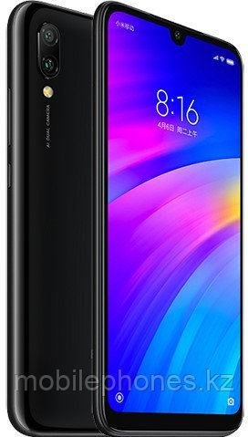Смартфон Xiaomi Redmi 7 64Gb Черный