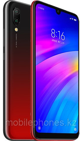 Xiaomi Redmi 7 64Gb Красный