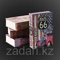 Книга-сейф «Цветная обложка» размер М