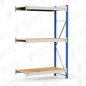 Стеллаж среднегрузовой SGR-V-ДСП 350 1283-2.0 ДС